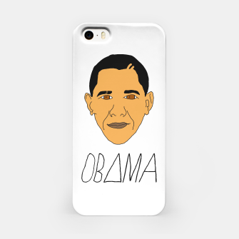 Thumbnail image of obama x earl iPhone Case, Live Heroes