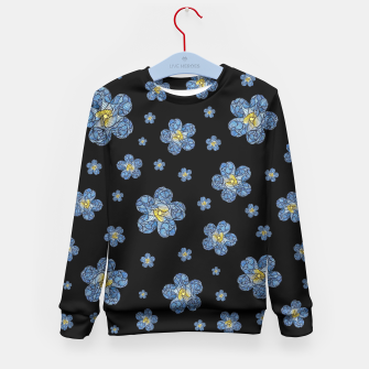 Thumbnail image of f1 Kid's Sweater, Live Heroes