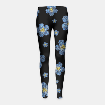 f1 Girl's Leggings thumbnail image