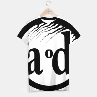 Thumbnail image of aBSYNTh of dEATh logo Tee, Live Heroes
