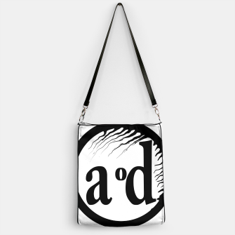 Thumbnail image of aBSYNTh of dEATh logo handbag, Live Heroes