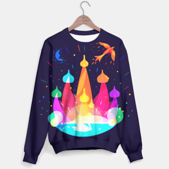 Thumbnail image of Russian Fairytale Sweater, Live Heroes