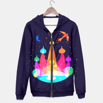 Thumbnail image of Russian Fairytale Hoodie, Live Heroes