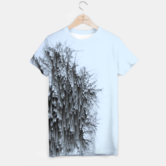 Thumbnail image of Derealized - Winter Tree T-shirt, Live Heroes