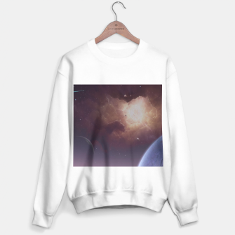 Thumbnail image of Star formation Sweater regular, Live Heroes