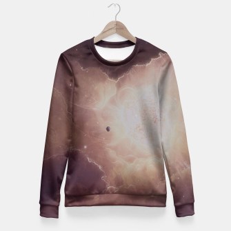 Star formation Fitted Waist Sweater thumbnail image