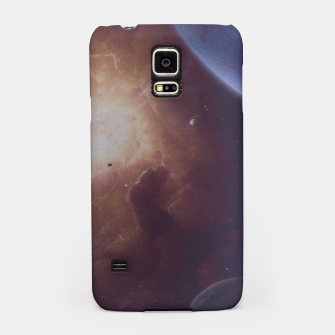 Thumbnail image of Star formation Samsung Case, Live Heroes