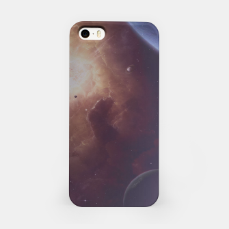 Thumbnail image of Star formation iPhone Case, Live Heroes