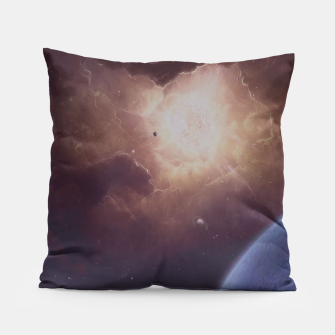 Thumbnail image of Star formation Pillow, Live Heroes