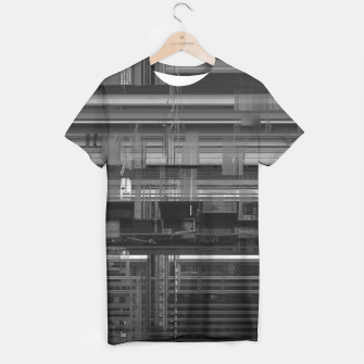 Thumbnail image of Derealized - 5th dimension T-shirt, Live Heroes