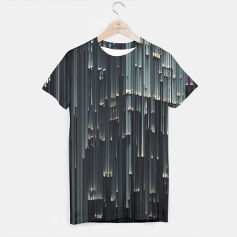Thumbnail image of Derealized - Melted Central T-shirt, Live Heroes