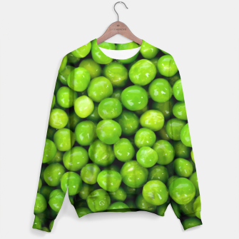 Thumbnail image of PEAS Sweater, Live Heroes
