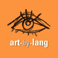 art-by-lang logo, Live Heroes