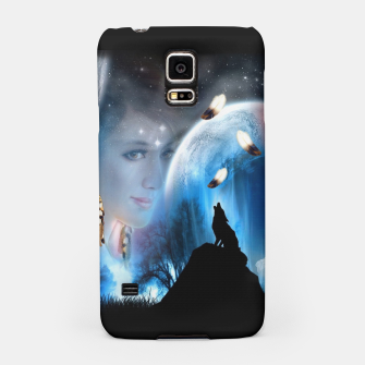 Thumbnail image of Sounds of a Dream-Catcher Samsung Case, Live Heroes