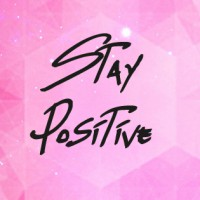 Stay Positive Design logo