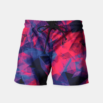 Thumbnail image of Crystal Cave Swim Shorts, Live Heroes