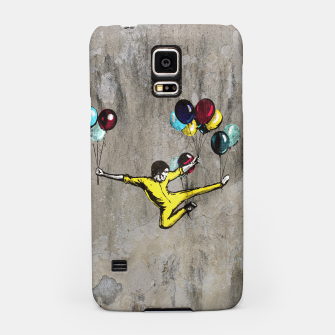 Thumbnail image of Kick-Ass Graffiti Samsung Case, Live Heroes