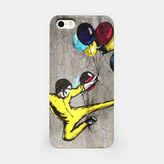 Thumbnail image of Kick-Ass Graffiti iPhone Case, Live Heroes