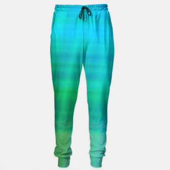 Miniaturka bLUEGREENSTRIPES Sweatpants, Live Heroes