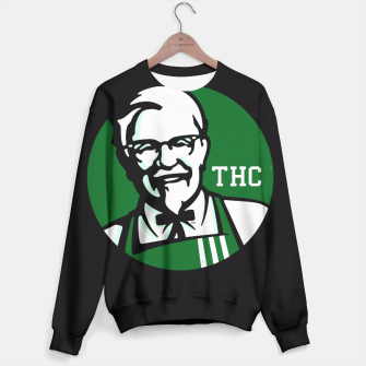 Thumbnail image of THC Sweater, Live Heroes