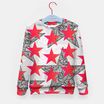 Thumbnail image of s3 Kid's Sweater, Live Heroes