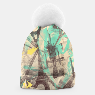 Thumbnail image of Paris Inception Beanie, Live Heroes