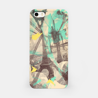 Thumbnail image of Paris Inception iPhone Case, Live Heroes