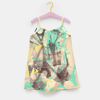 Thumbnail image of Paris Inception Girl's Dress, Live Heroes