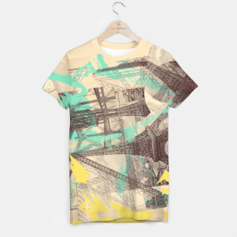 Thumbnail image of Paris Inception T-shirt, Live Heroes