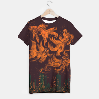 Thumbnail image of Big City Dreams T-shirt, Live Heroes
