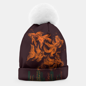 Thumbnail image of Big City Dreams Beanie, Live Heroes