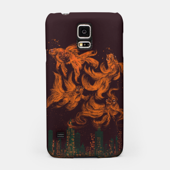 Thumbnail image of Big City Dreams Samsung Case, Live Heroes