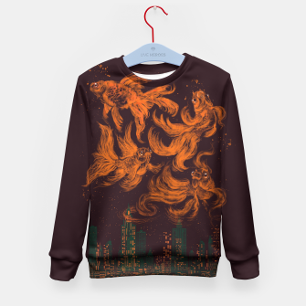 Thumbnail image of Big City Dreams Kid's Sweater, Live Heroes