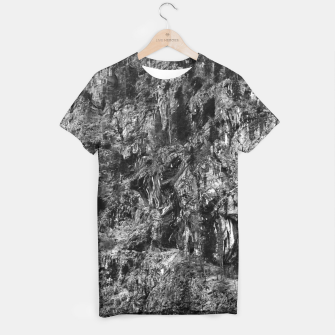 Thumbnail image of Ascended - cliff 1 T-shirt, Live Heroes