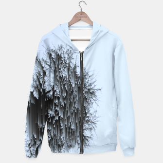 Thumbnail image of Derealized - Winter Tree Hoodie, Live Heroes