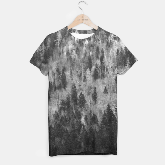Thumbnail image of Ascended - forrest 2 T-shirt, Live Heroes