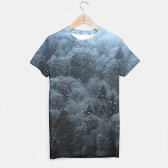 Thumbnail image of Ascended - forrest 3 T-shirt, Live Heroes