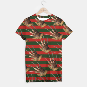 Thumbnail image of freddy krueger clothes T-shirt, Live Heroes