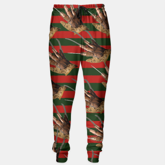 Thumbnail image of freddy krueger clothes Sweatpants, Live Heroes