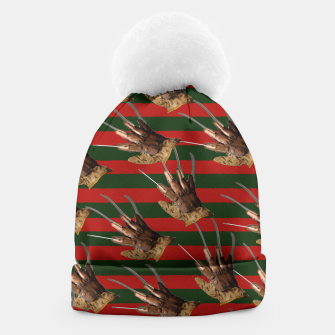 Thumbnail image of freddy krueger clothes Beanie, Live Heroes