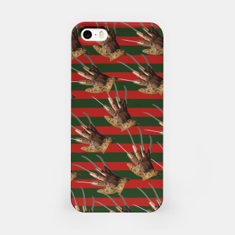 Thumbnail image of freddy krueger clothes iPhone Case, Live Heroes