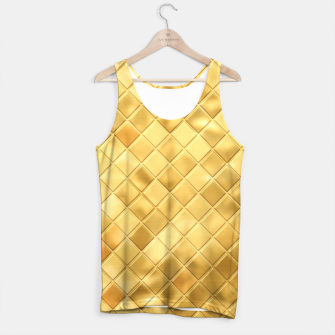 Thumbnail image of Golden Clothing Tank Top, Live Heroes
