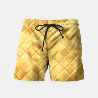 Thumbnail image of Golden Clothing Swim Shorts, Live Heroes