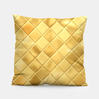 Thumbnail image of Golden Clothing Pillow, Live Heroes