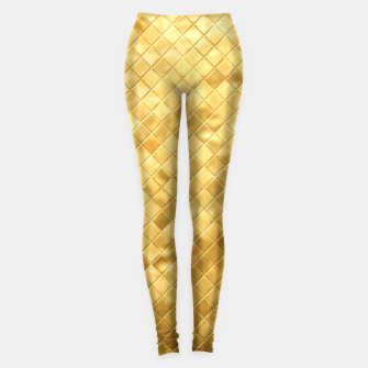 Thumbnail image of Golden Clothing Leggings, Live Heroes