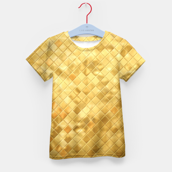 Thumbnail image of Golden Clothing Kid's T-shirt, Live Heroes