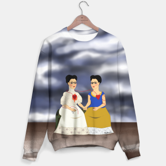 Thumbnail image of Fridas Sweater, Live Heroes