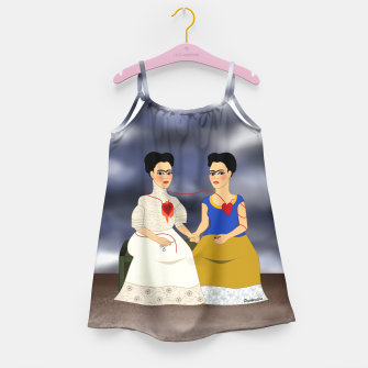 Thumbnail image of Fridas Girl's Dress, Live Heroes