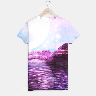 Thumbnail image of Vaporwave T-shirt, Live Heroes