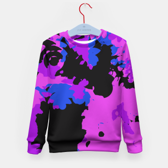 Thumbnail image of Chaotic Splash Kid's Sweater, Live Heroes